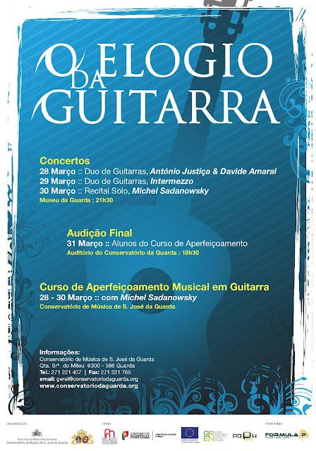 O Elogio da Guitarra 2012