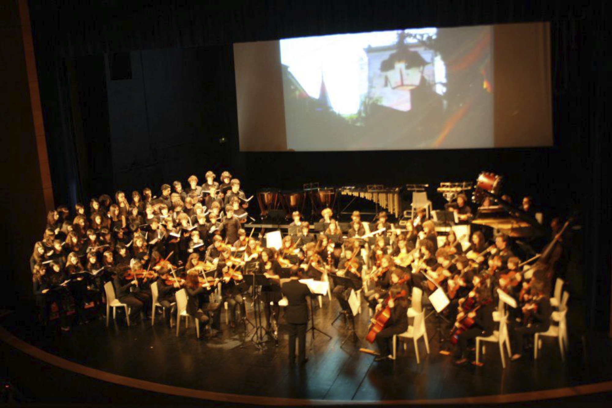CMSJG no VII Festival de Música da Beira Interior