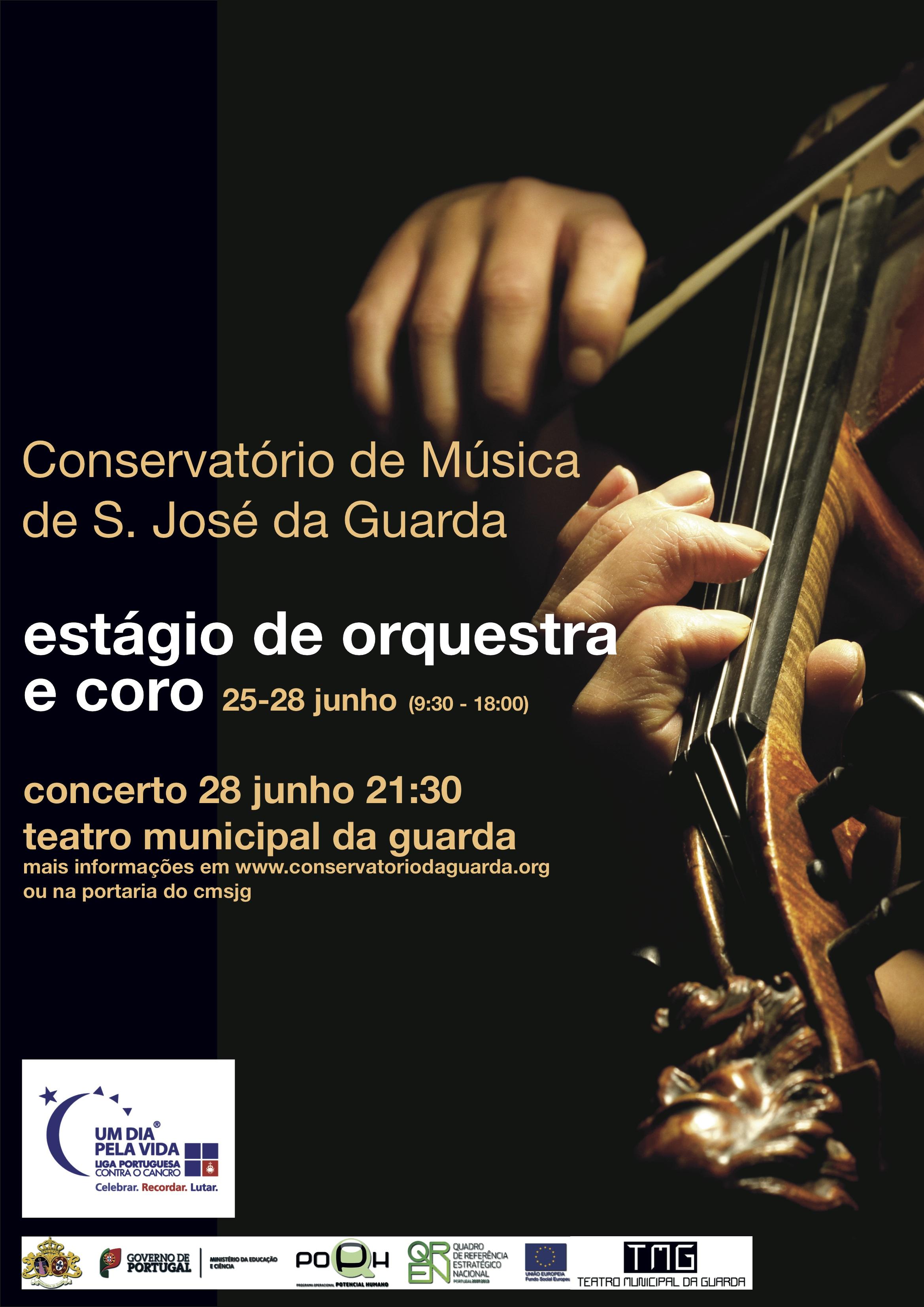 Estágio de Orquestra (Junho 2012)