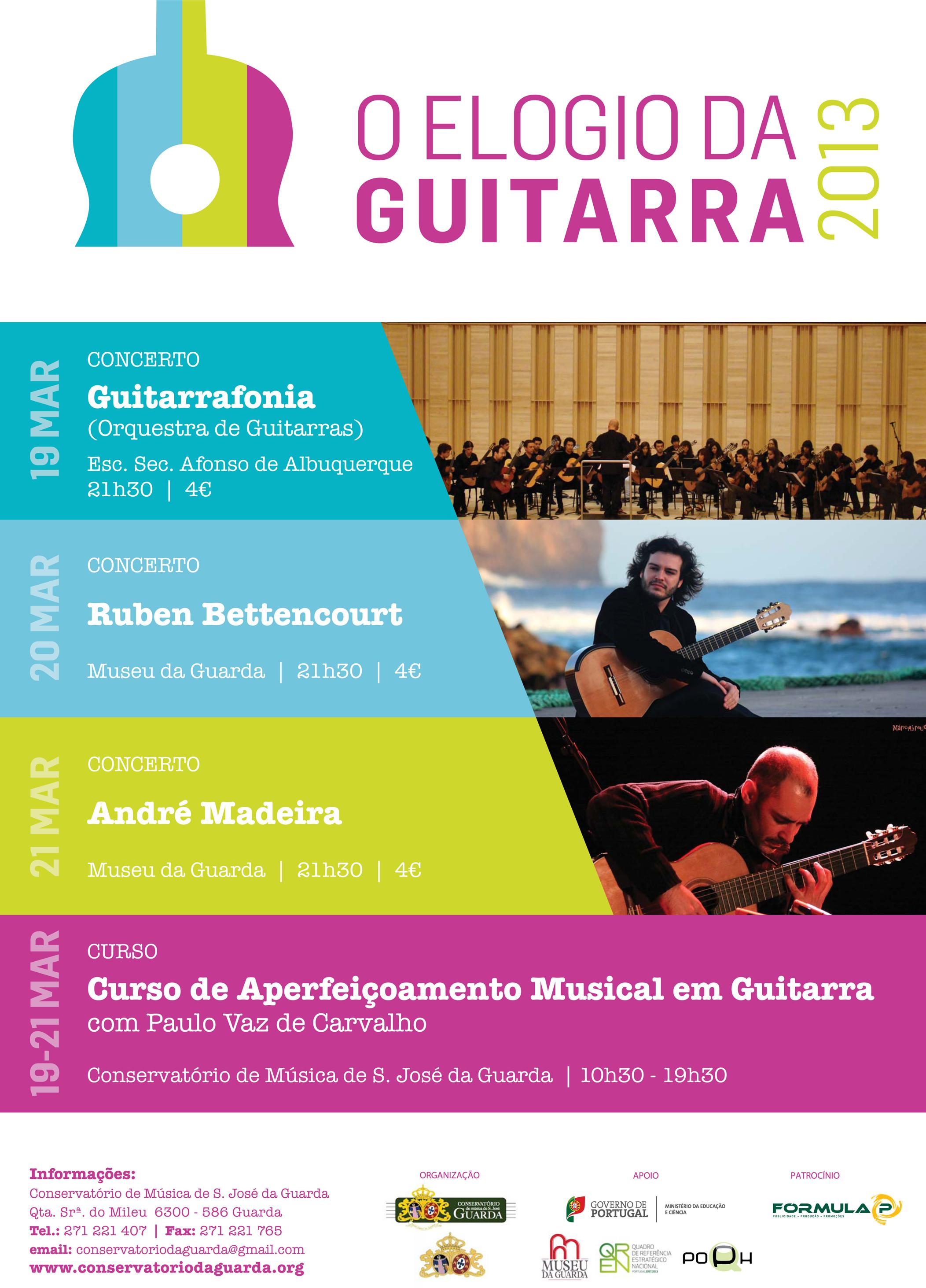 O Elogio da Guitarra 2013