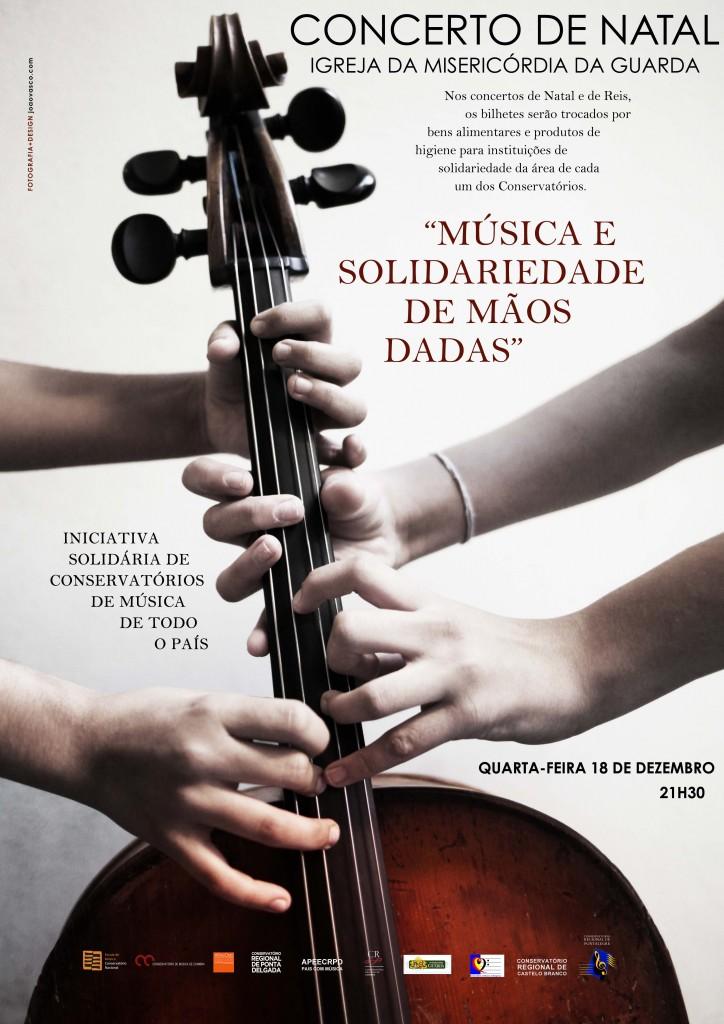 Concerto de Natal cartaz 2013
