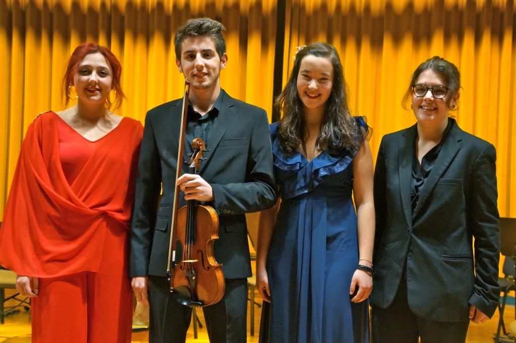 Jovens solistas