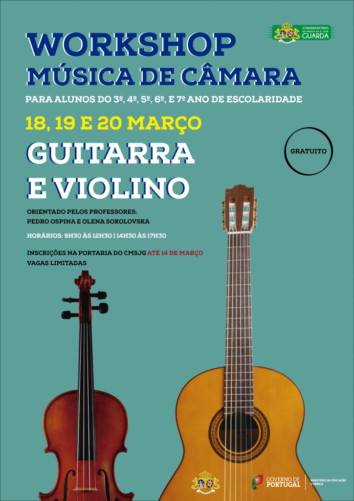 Workshop Musica de Câmara - Violino e Guitarra-01