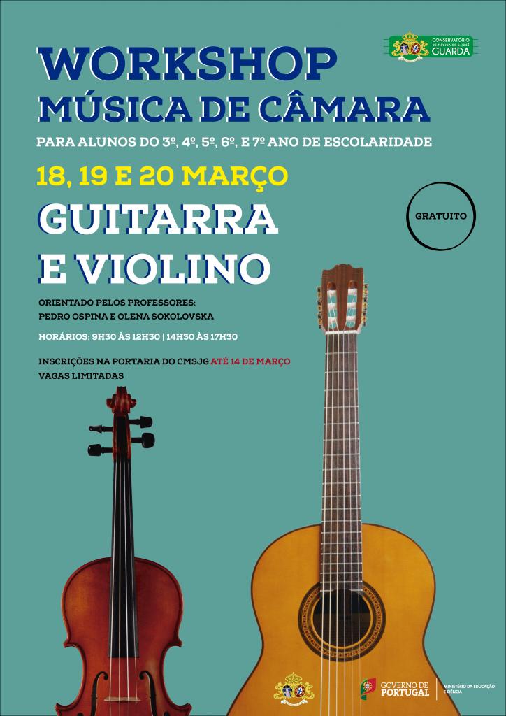 Workshop Musica de Câmara - Violino e Guitarra-01