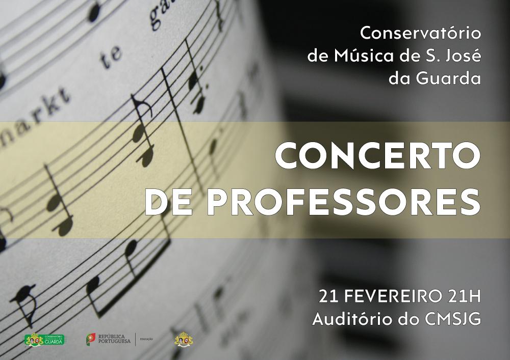 Conservat rio de m sica de s jos da guarda for Conservatorio de musica