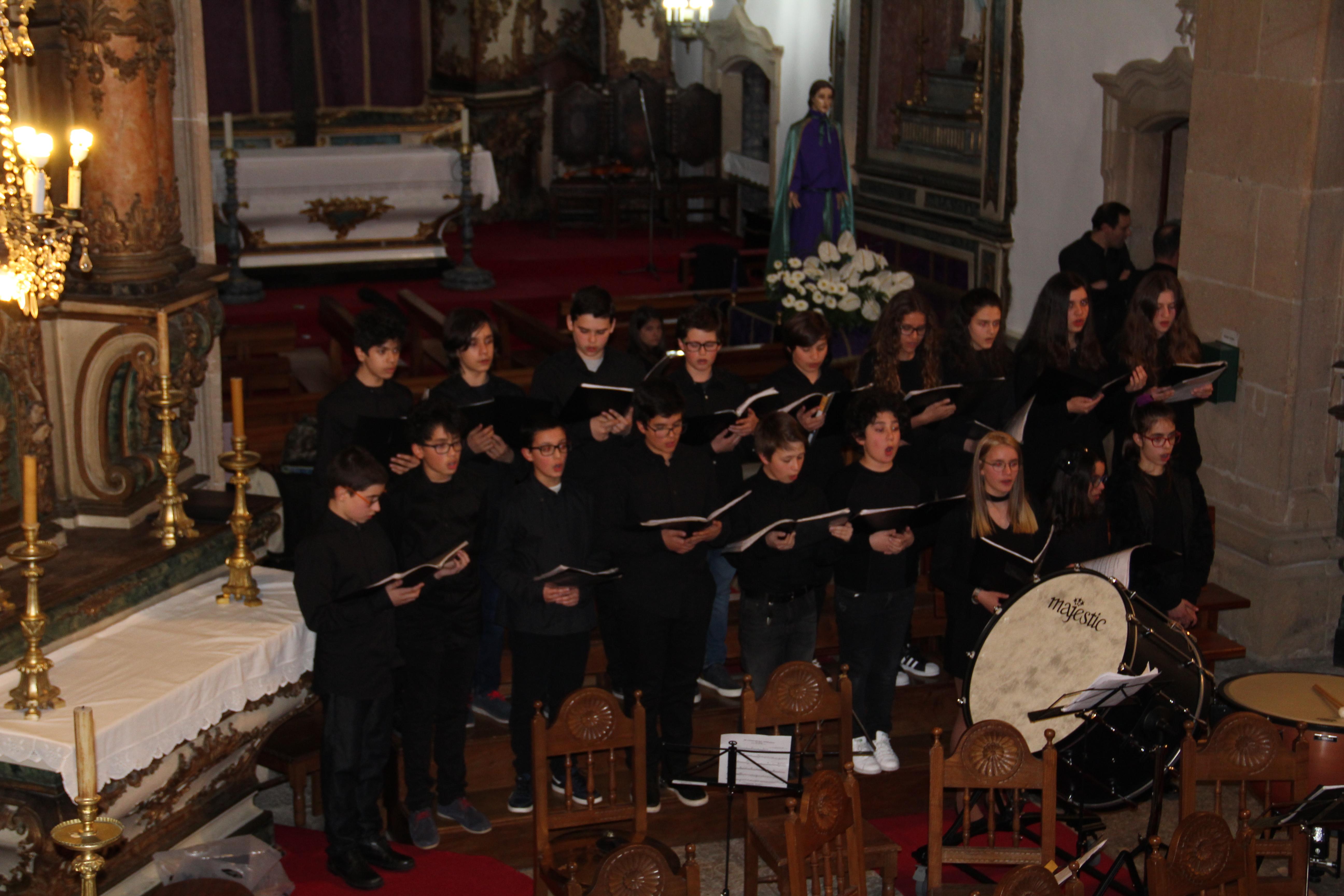 Concerto das Classes de Conjunto 2017.04.04